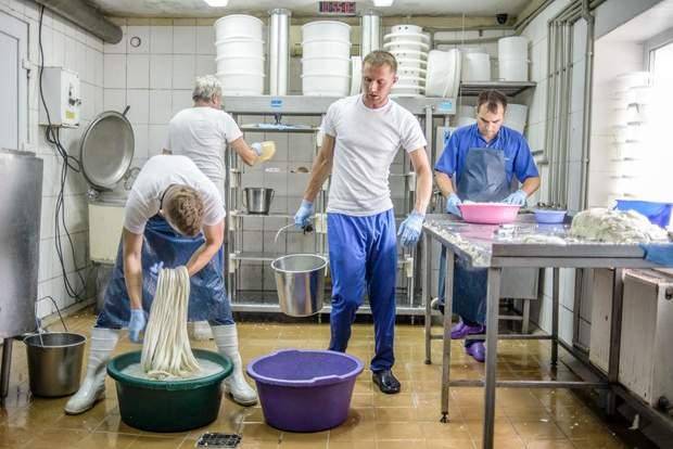 Виробництво продуктів і ЗВТ з ЄС