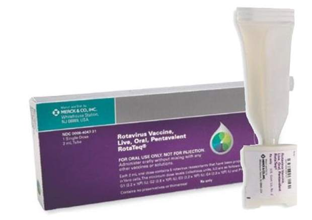 Вакцина Rotateq захищає від діабету І типу