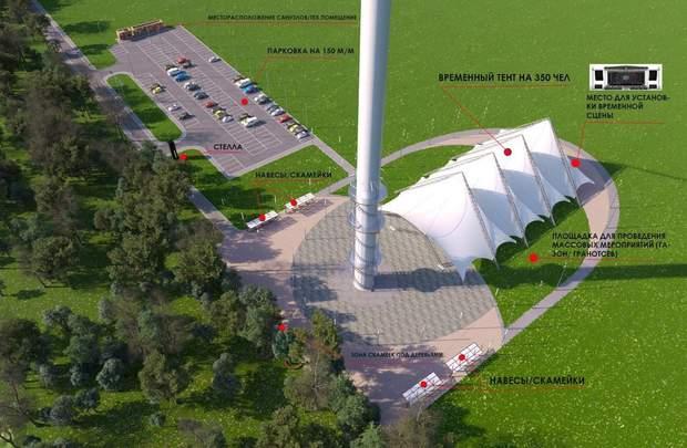 ветроэнергетическая установка в Краматорске