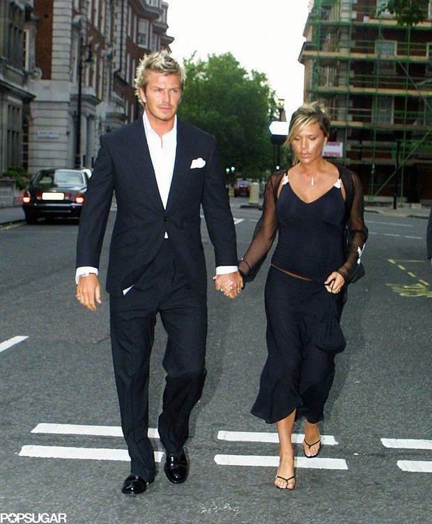 Девід і Вікторія Бекхем