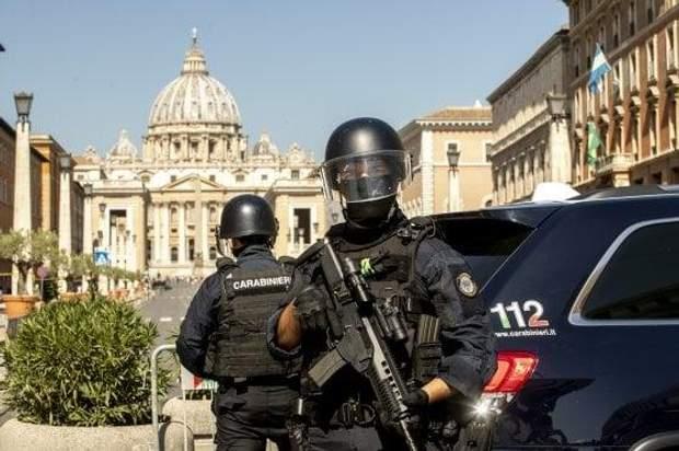путін папа римський зустріч ватикан рим італія