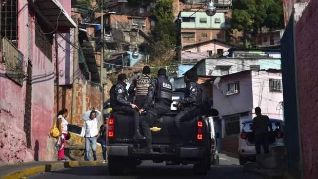 Ескадрони смерті Мадуро