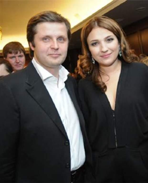 Віктор Холодов з дружиною Катериною