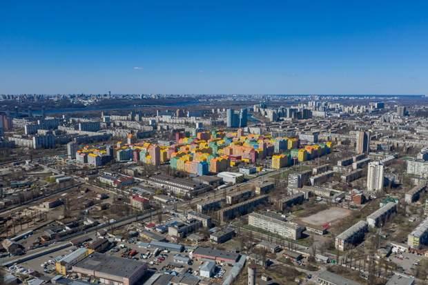 ЖК Комфорт Таун Київ премія архітектура
