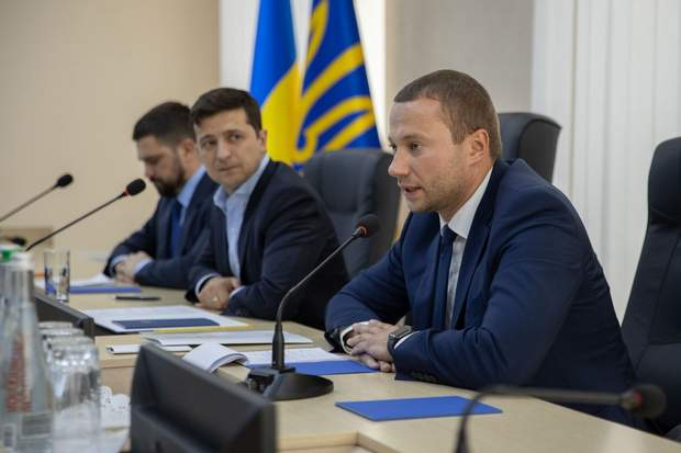 Павло Кириленко голова Донецької ОДА