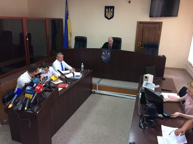суд проти ющенка