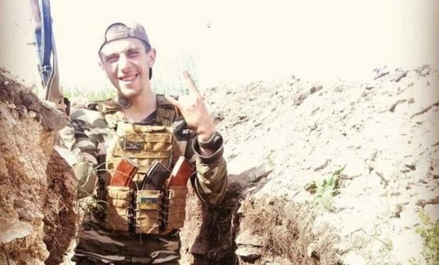 втрати України на Донбасі військовий Владислав Бережний