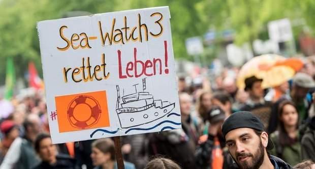 протести у Німеччині