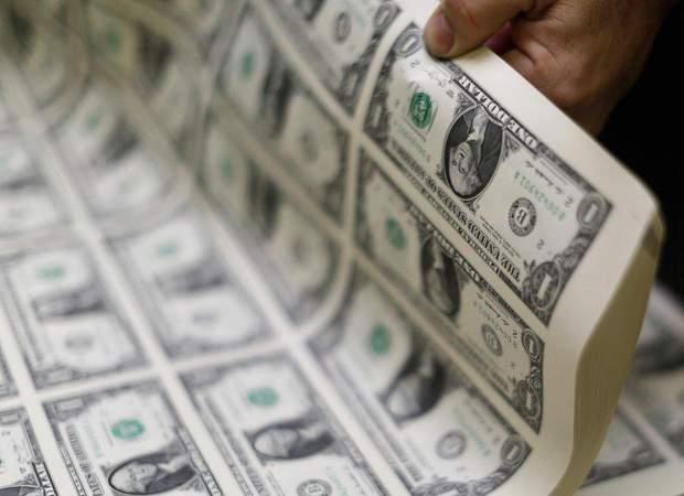 деньги доллари сша