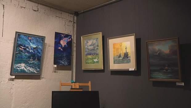 Картини із виставки