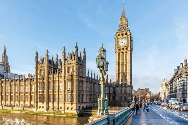 великобританія парламент