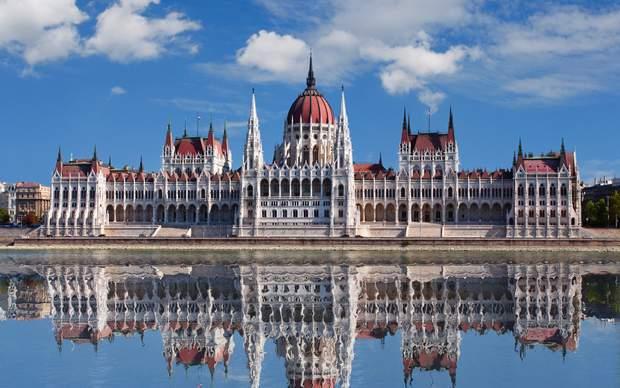 угорщина парламент