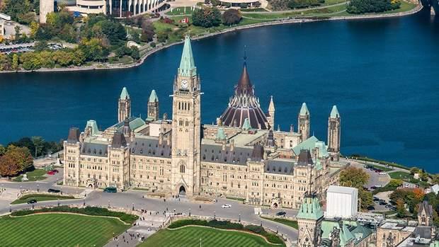 канада парламент