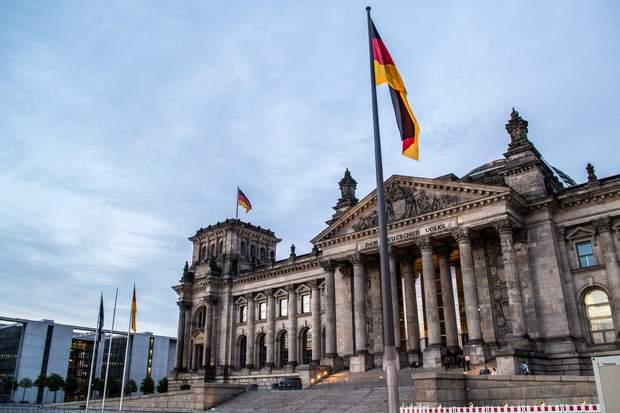 німеччина парламент