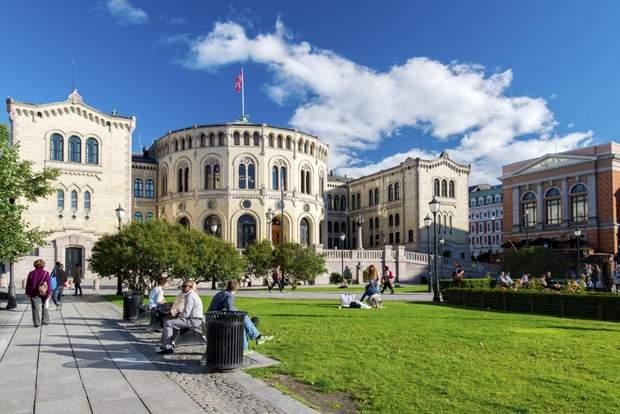 Норвегія парламент