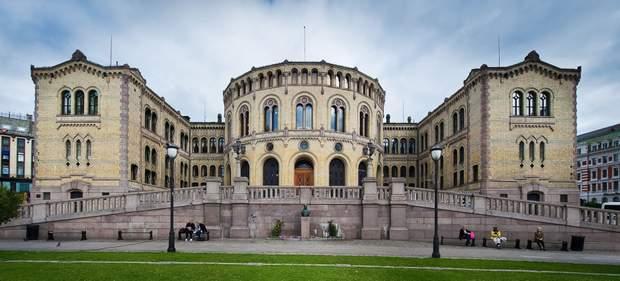 парламент норвегії