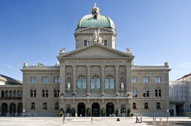 швейцарія парламент