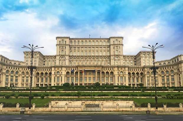 парламент румунія