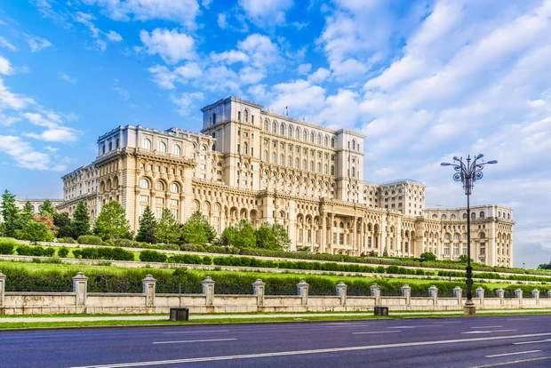 румунія парламент