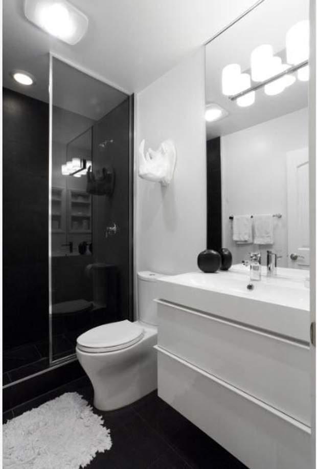 ванна у чорному кольорі