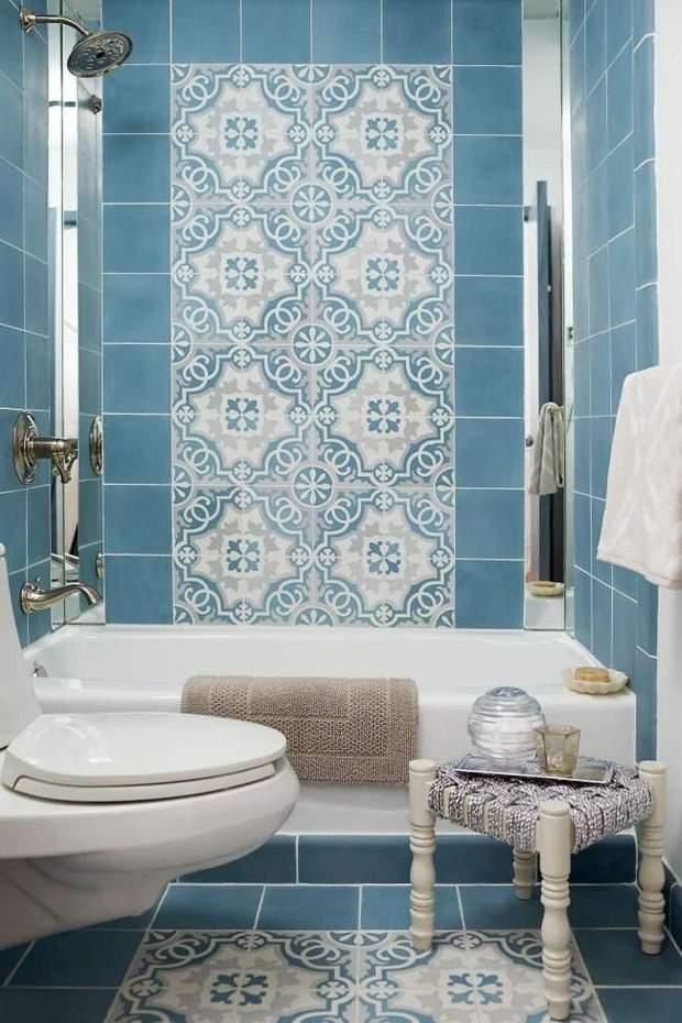 блакитна вання