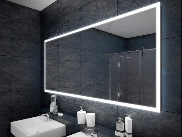 дзеркало в ванній