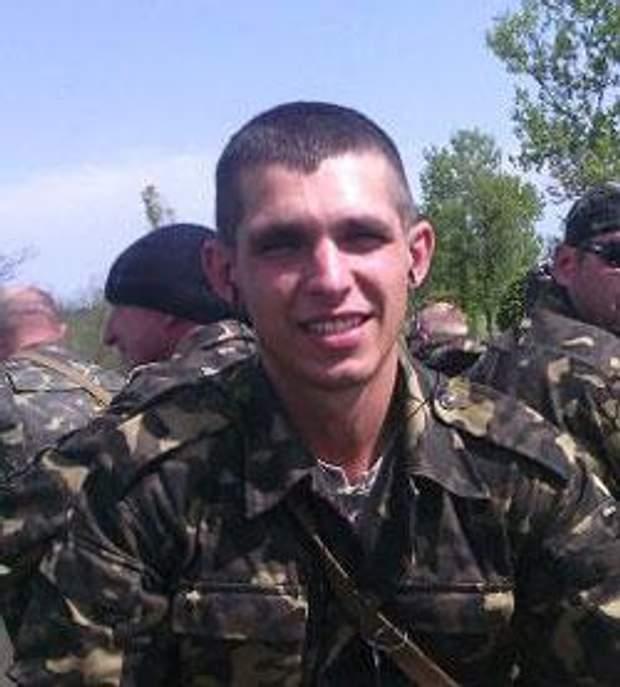 Сергей Пивоварчук - 29 лет, из села Терновка Житомирской области.  Погиб 6 августа 2014-го в бою на 43-м блок-посту от рук банды Цемаха.