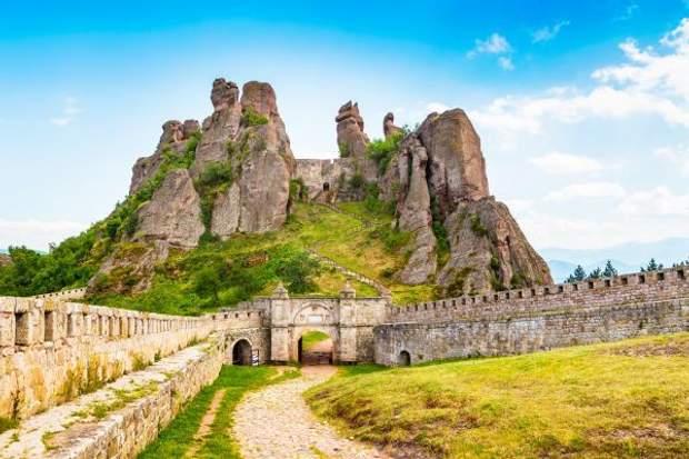 скелі болгарія