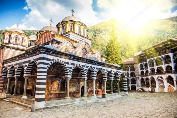 рильський монасти болгарія