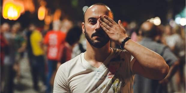 Георгій Габунія журналіст Грузія