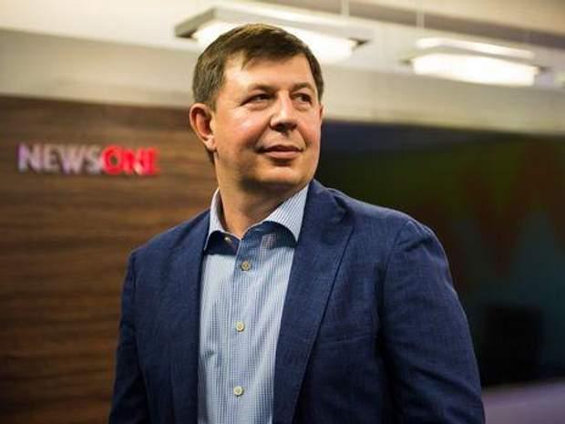 Тарас Козак власник NewsOne Віктор Медведчук