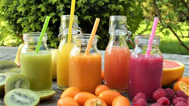 Смузі допоможуть дотримуватись здорової дієти