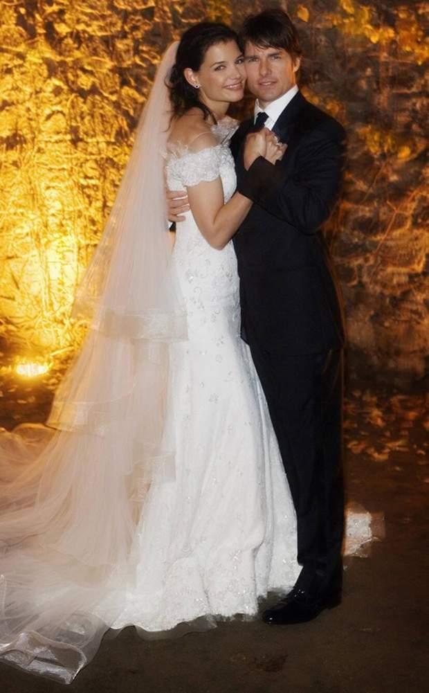 Весілля Тома Круза та Кетті Холмс
