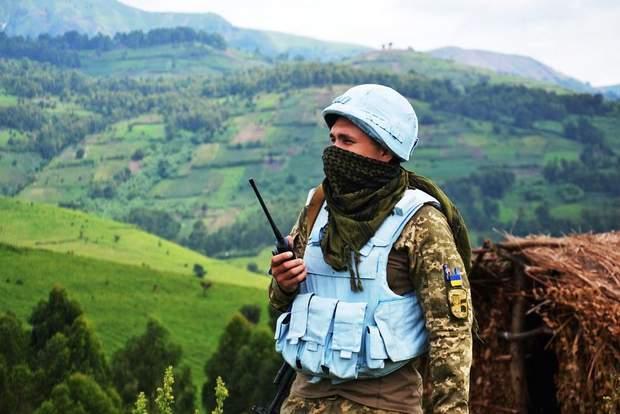 українські Миротворці в конго