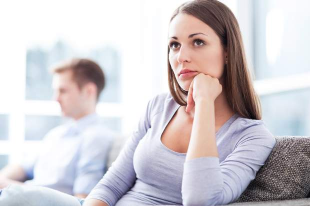 Жінки відмовляються від сексу через стан здоров'я