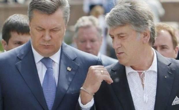 янукович ющенко