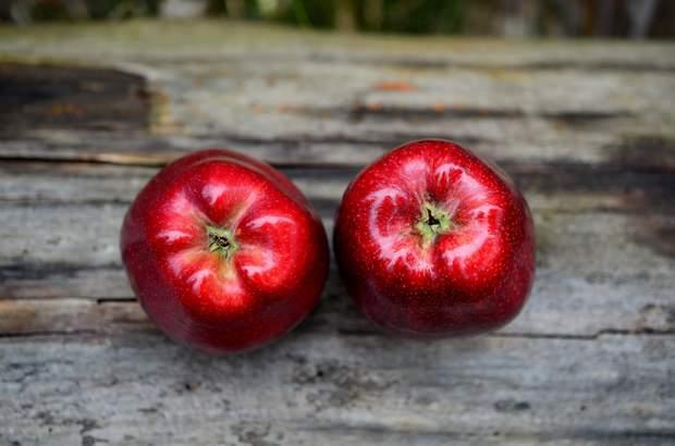 Яблука також допоможуть схуднути