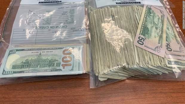 гроші долари сша