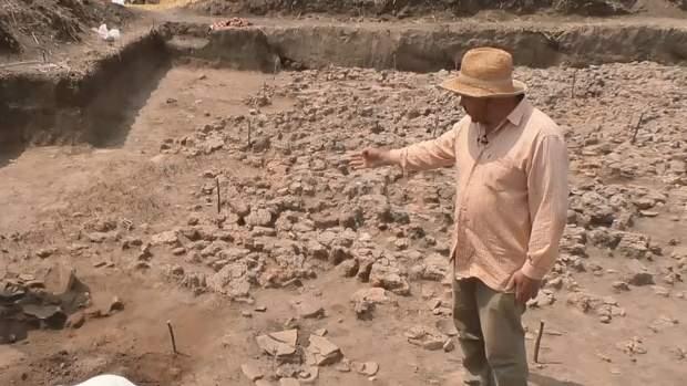 розкопки черкаси