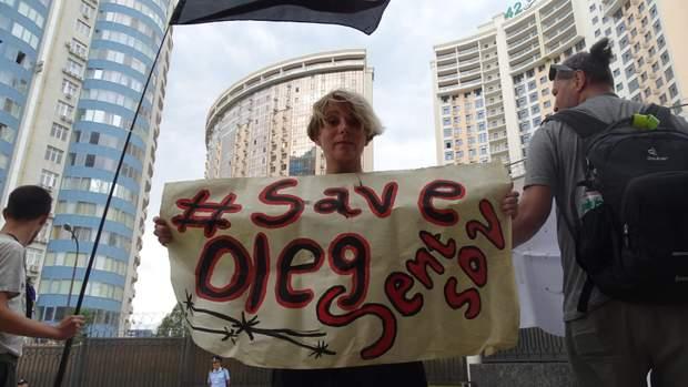 Сенцов, Одеса, протести, політв'язні, Росії
