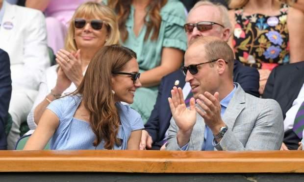 Принц Вільям з дружиною Кейт