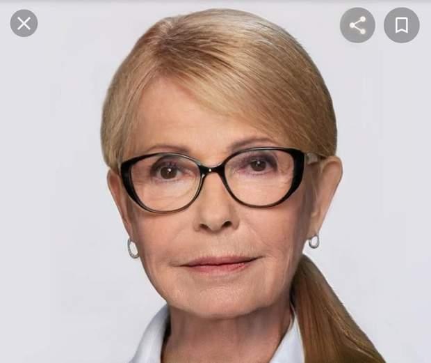 Юлія Тимошенко в старості