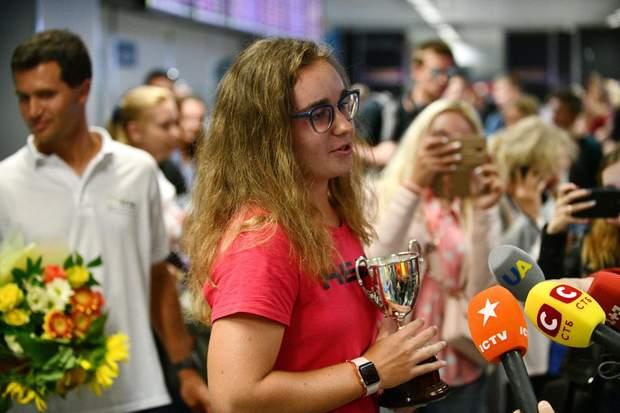 Дарья Снигур чемпионка Уимблдон юниоры
