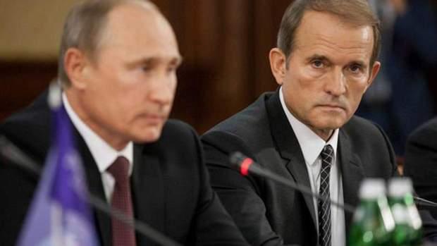 Медведчук та Путін