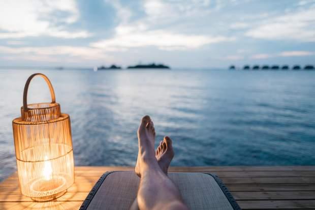 Не перевантажуйте себе перед відпусткою