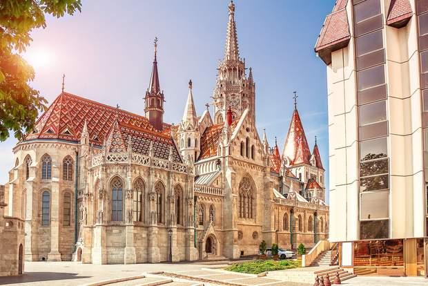 Церква святого Матьяша в Будапешті