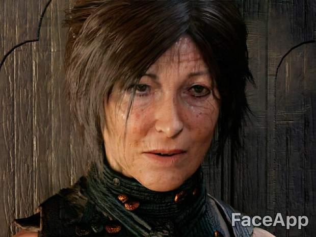 Лара Крофт (Tomb Raider)