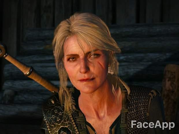 Цирілла (The Witcher 3: Wild Hunt)