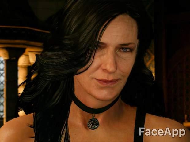 Йенніфер (The Witcher 3: Wild Hunt)