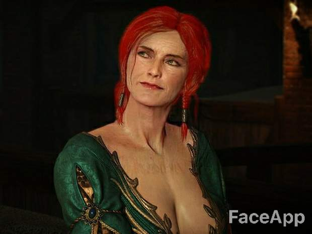Тріс Мерігольд (The Witcher 3: Wild Hunt)